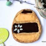 Mazurek cytrynowo – czekoladowy i Wesołych Świąt :-)