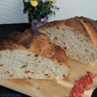Chleb pszenny z owocami goji i czarnuszką