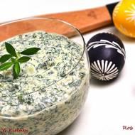 Frankfurcki zielony sos