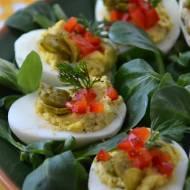 Jajka faszerowane z curry