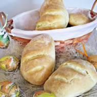 Małe chlebki (do koszyczka wielkanocnego)