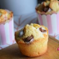 Mini babeczki, muffinki piaskowe