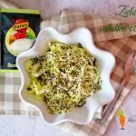 Zielona sałatka obiadowa