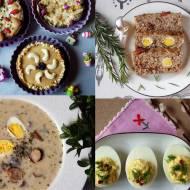 Wesołych Świąt :) Przepisy na Wielkanoc z zeszłego roku