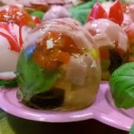 Galaretkowe jajka