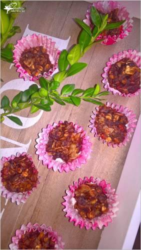 Dietetyczne ciasteczka musli