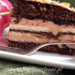 Ciasto z masą kukułkową