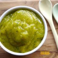 Beztłuszczowy winegret z mango do sałatek i warzyw