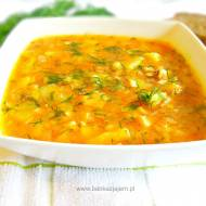 Zupa rybna z dorsza