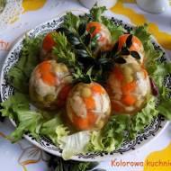 Jajka z galarety