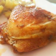Kurczak w śmietanie