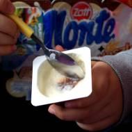 Przekąska – kaszka z mleczkiem!