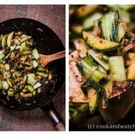 Warzywa z woka z sosem ostrygowym