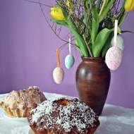Wielkanocne Babki Cytrynowe