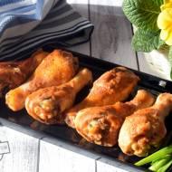 Miodowe pałki kurczaka