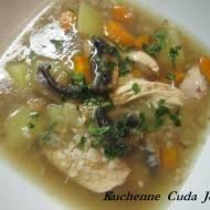 Zupa Gryczanka