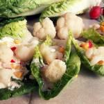 Sałatkowe łódeczki – hybryda kanapek i sałatki