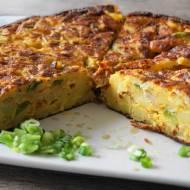 Hiszpański omlet ziemniaczany - tortilla de patatas