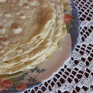 Jak zrobić domowe ciasto na tortillę