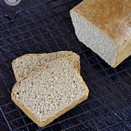 Pełnoziarnisty chleb orkiszowy