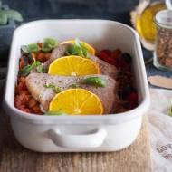Steki z tuńczyka po prowansalsku / Tuna provencale