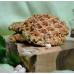 Gofry falafelowe z ciecierzycy