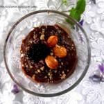 Wegański krem czekoladowy z kaszy jaglanej (gluten & White sugar free)