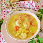 Zupa krewetkowa po polsku