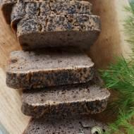 Chleb trzyskładnikowy (bezglutenowy, bez drożdży)