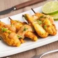 Grilluj po azjatycku - pomysł na kurczaka satay z sosem orzechowym