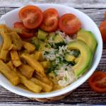 Szybkie curry z wieprzowiną