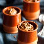 Trójskładnikowy krem czekoladowy z batatów
