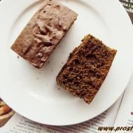 Ciasto z  mąką z żołędzi  ( bez glutenu )