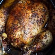 Kurczak pieczony z wolnowaru
