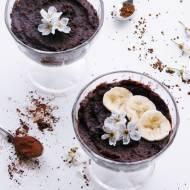 Pudding czekoladowy (wegański, bezglutenowy)