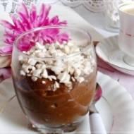 Mus czekoladowy z batatów