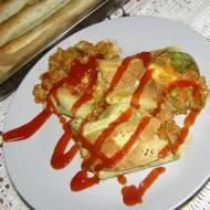 tortilla mięsno-warzywna...