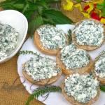 Pasta na Kanapki z Pokrzywą i Krwawnikiem | Smaczna i Zdrowa