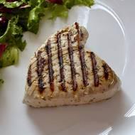 Tuńczyk z grilla