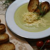 Zupa – Krem z Czosnku