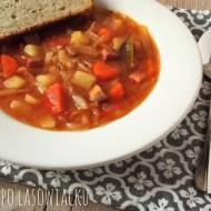 Zupa po lasowiacku – kuchnia podkarpacka