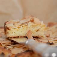 Bezglutenowe ciasto migdałowe