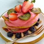 Fit placuszki groszkowe (glutenfree)