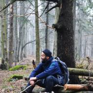 Magiczny Beskid Niski, Rezerwat Kornuty 30.04.2017 r.