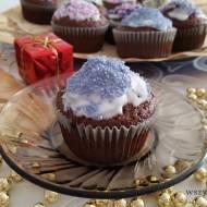 Muffinki czekoladowo-imbirowe