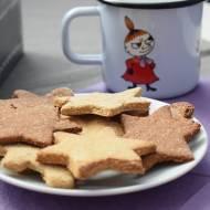 Przepis #17 Kruche fit ciasteczka  -  3 odsłony