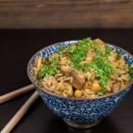 Ryż w sosie chilli