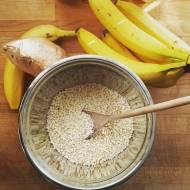 Miękkie ciasteczka amarantusowo – jaglane. Jak wzbogacić dietę o żelazo, nie jedząc mięsa?