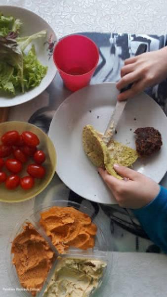 Przepis Na Falafel Idealny By Jadlonomia Panstwo Wojtczuk Gotuja