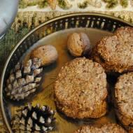 Ciasteczka musli bez mąki i bez cukru